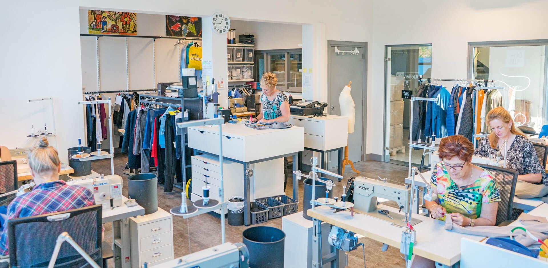 Atelier kleding vermaken