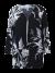 Shirt zwart-wit print