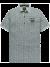 Single jersey short sleeve polo