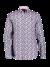 Poplin overhemd met lange mouw