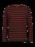 winter stripes trui