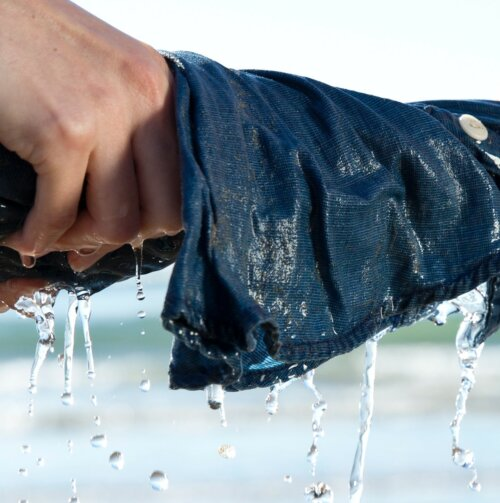 Levi's jeans wassen