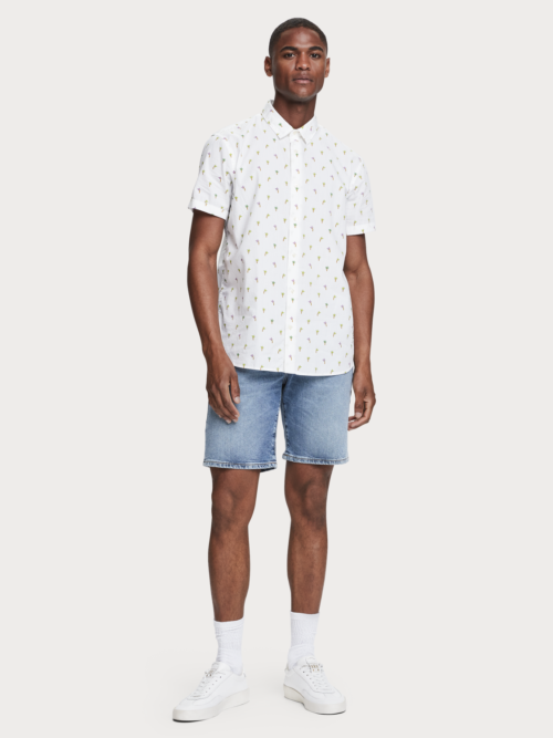 Scotch en Soda spijker shorts