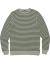 T-shirt met streepprint
