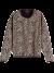 Sweater met artworkprint
