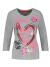 Shirt met casual heart
