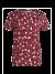 Shirt met panterprint