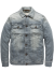 Ice bleach denim jacket