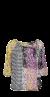 Patchwork blouse multicolour