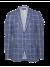 Colbert blauw