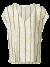 V-hals top met bloemen