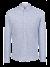 Extra slim-fit overhemd van katoen met wiskundige print