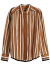 Boxy fit blouse met print